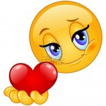 8598201-emoticon-dando-cuore