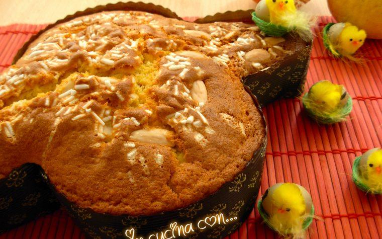 Colomba veloce e stra-buona, ricetta di Pasqua