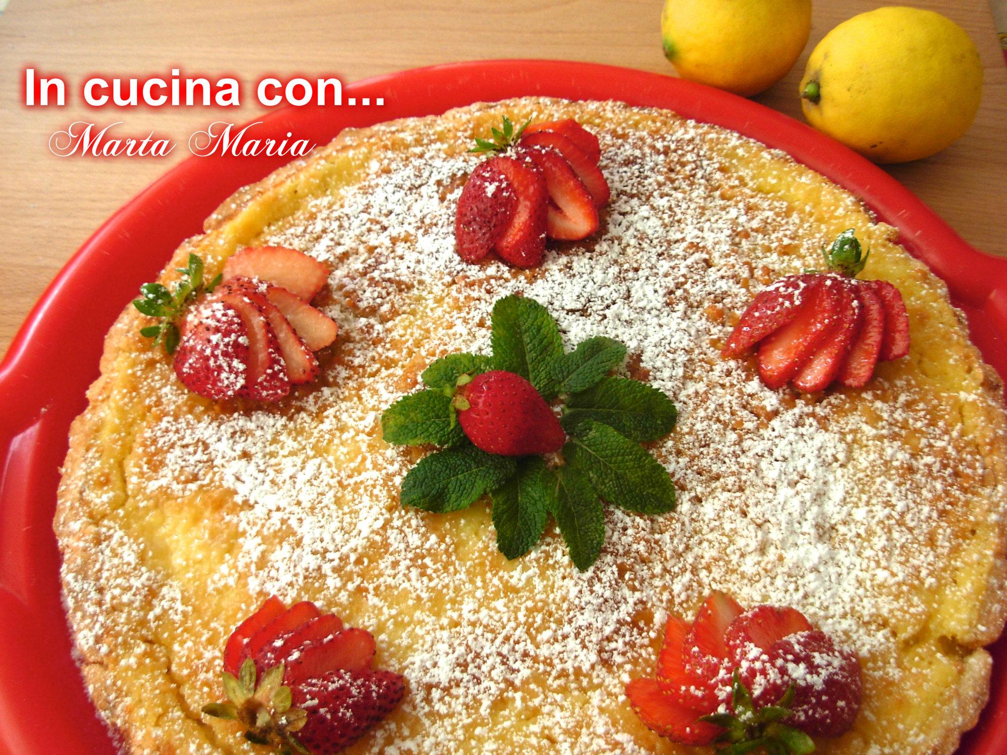 GELATO AL LIMONE, ricetta Bimby - In Cucina con ... Marta Maria