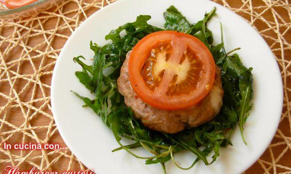 Hamburger gustosi, ricetta facile