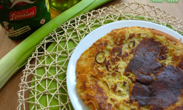 Frittata senza uova, ricetta salva-dieta