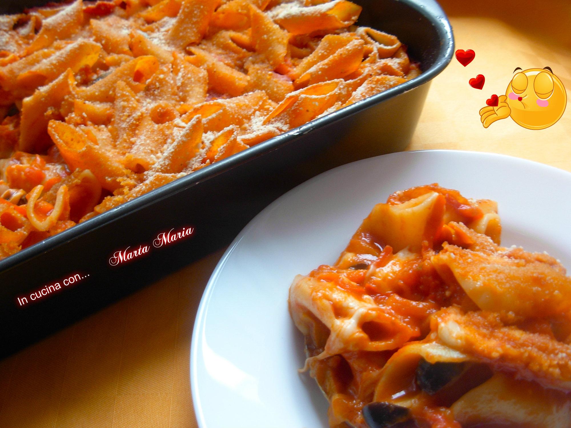 Ricette bimby pasta con crema di peperoni