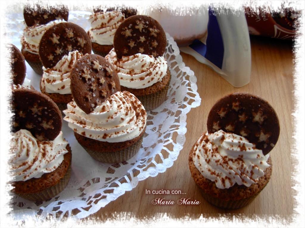 cupcake ai pan di stelle