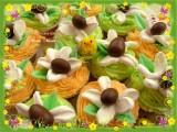 cupcake con ovetti pasquali