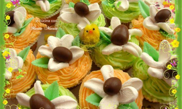Cupcake con ovetti, ricetta facile