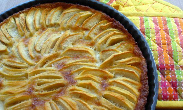 Clafoutis di mele, ricetta facile