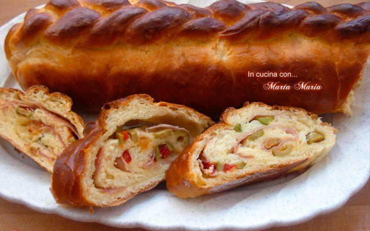 Pan de jamon, ricetta venezuelana
