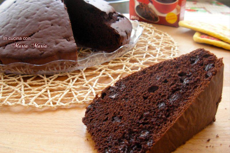 Torta Daimler con gocce di cioccolato