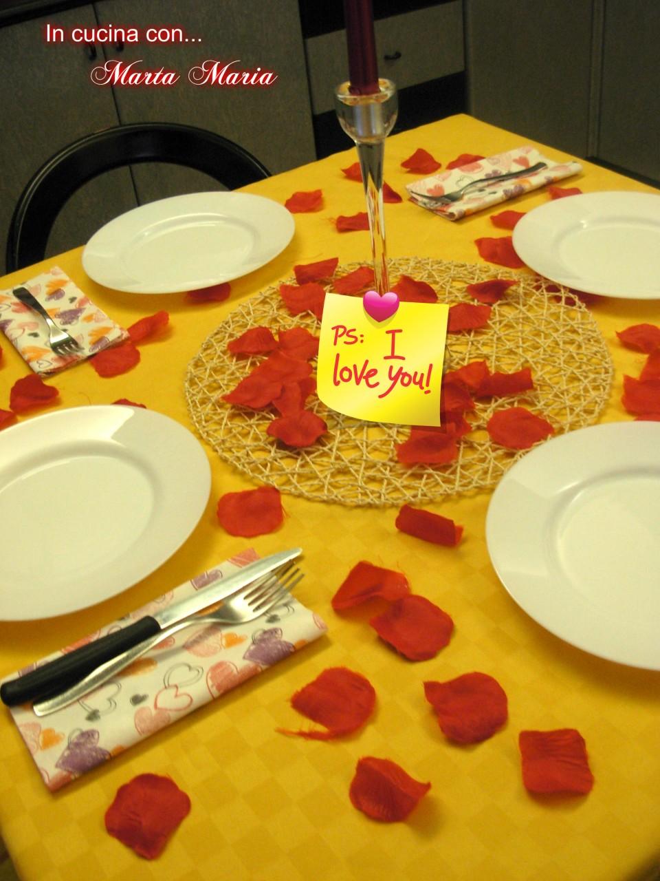tavola feste