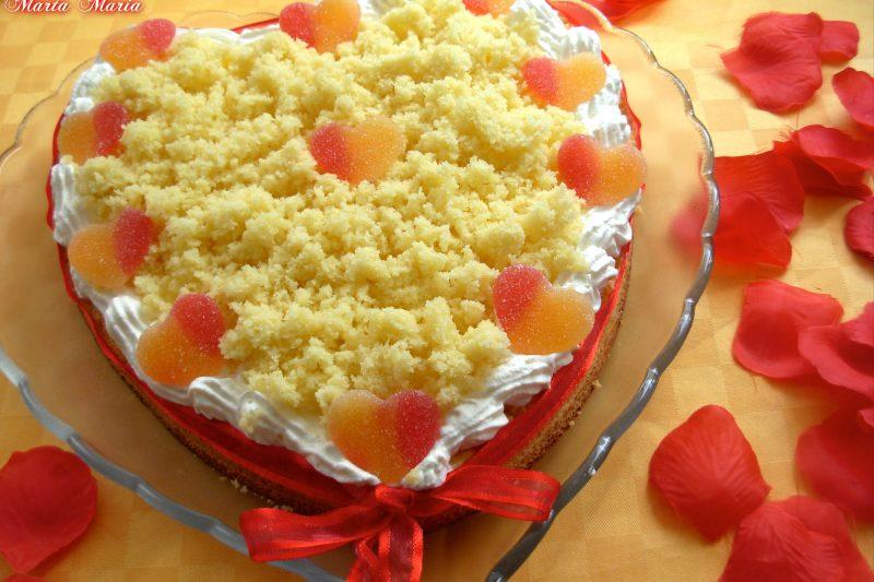 Torta mimosa, ricetta Bimby