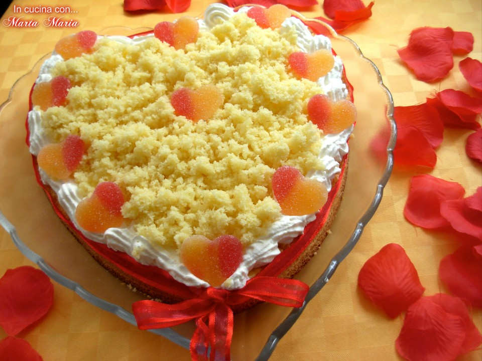 Ricette bimby torta mimosa