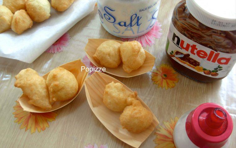 Popizze o pettole, ricetta Puglia