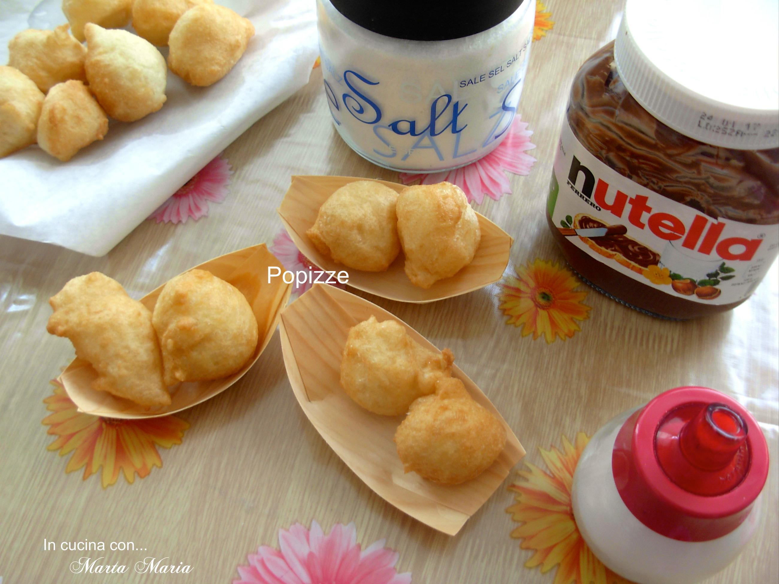 Panzerotti dolci ricetta pugliese