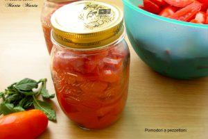 Pomodori a pezzettoni, ricetta facile
