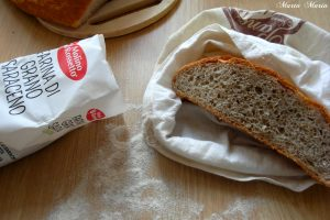 Pagnotta al grano saraceno, ricetta Bimby