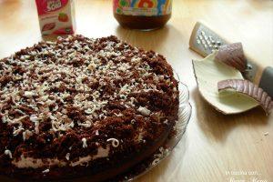 Torta nutellotta, ricetta facile