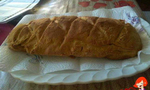 Il pane di mamma, con video