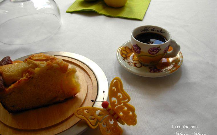 Torta soffice con le mele, ricetta Bimby