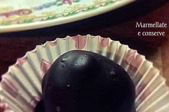 Cioccolatini baci homemade, ricetta San Valentino