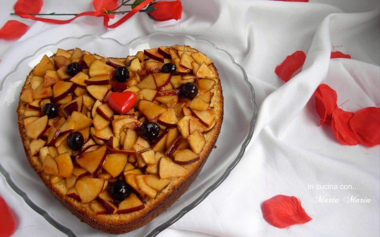 Cuore di mele, ricetta San Valentino