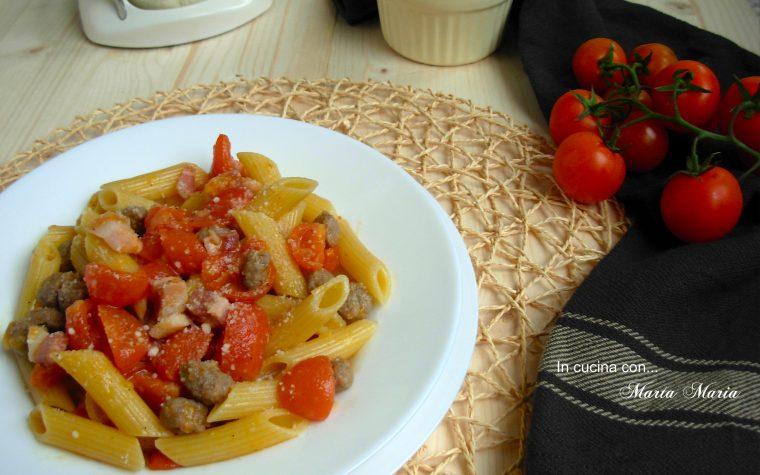 Pasta alla zozzona, ricetta romana