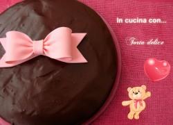 TORTA DELICE AL CIOCCOLATO, ricetta facile