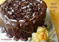 SPIRAL CHOCOLATE CAKE, ricetta facile
