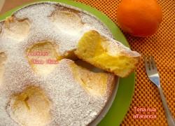 TORTA NUA ALL'ARANCIA, ricetta Bimby