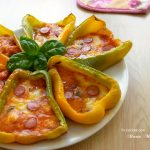 Pizzette di peperoni