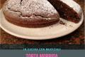 TORTA MORBIDA CIOCCOLATO & MANDORLA