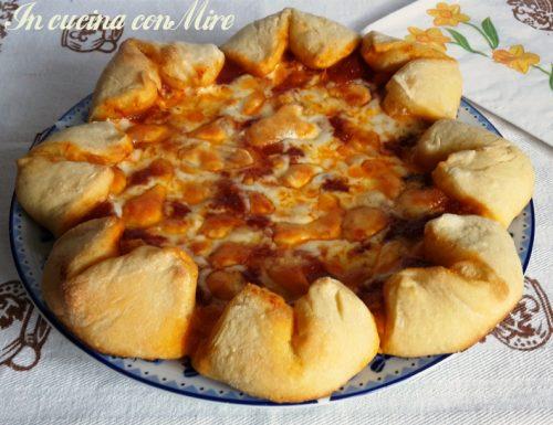 Pizzafocaccia con pasta madre
