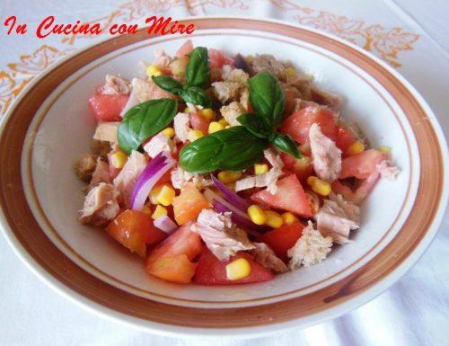 Panata – insalata fresca di pane e pomodori