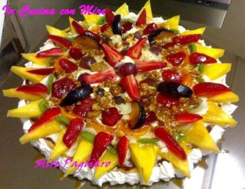 Crostata frutta fresca