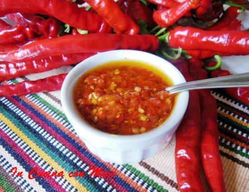 Trito di peperoncino – Home Made