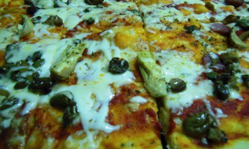 Pizza morbida semola