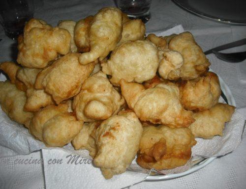 Crispelle – Monacelle – Ricetta calabrese