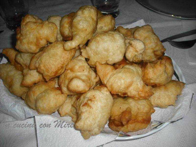 crispelle -Monacelle - Ricetta calabrese Crispelle-Monacelle- Ricetta calabrese