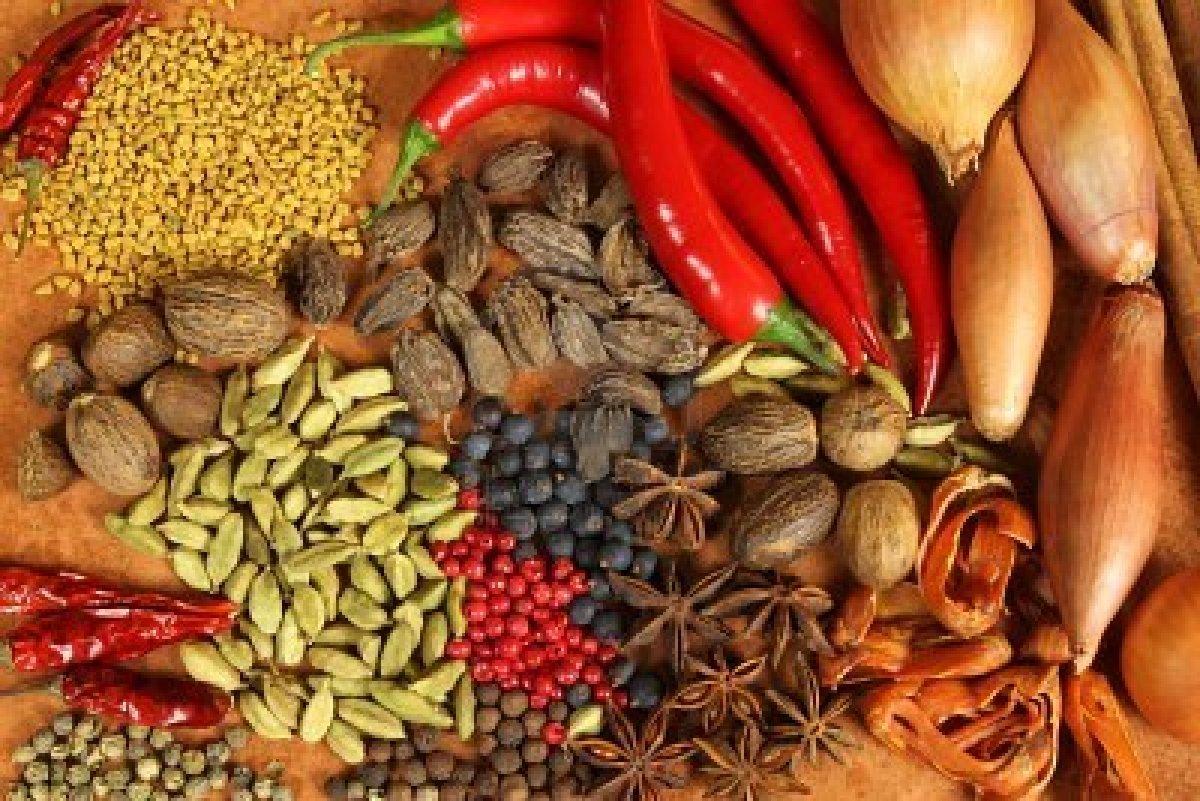 Le magiche spezie che fanno bene alla salute in cucina con mire - Le spezie in cucina ...
