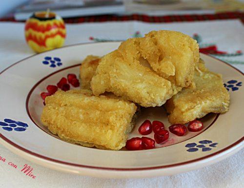Baccalà fritto alla calabrese