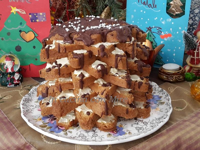 Raccolta dolci natalizi lievitati