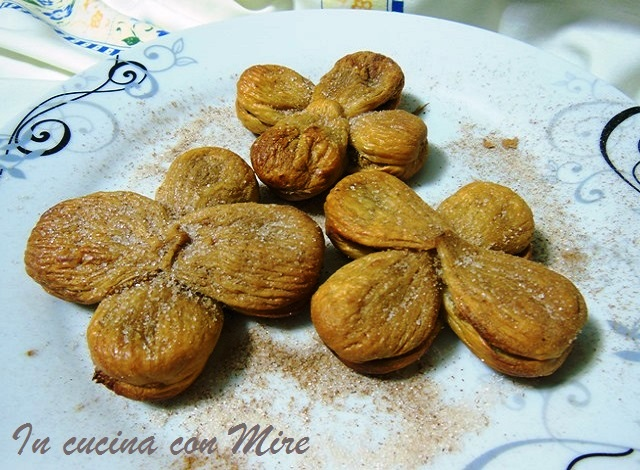 Fichi di Calabria-Ricette home made