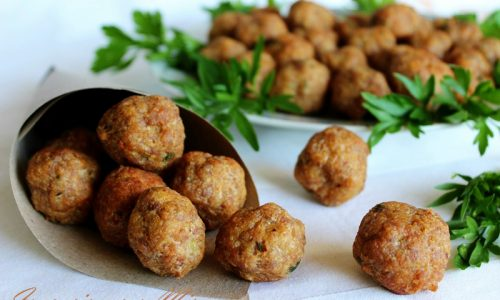 Polpette di carne – ricetta calabrese