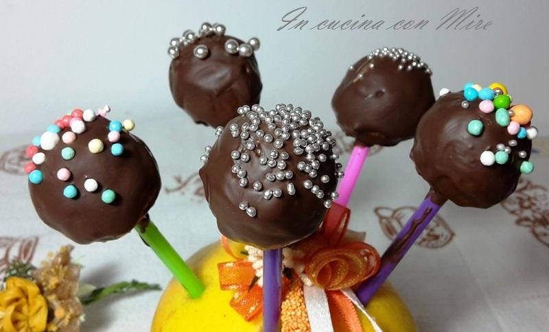 Cake pops - ricetta del recupero