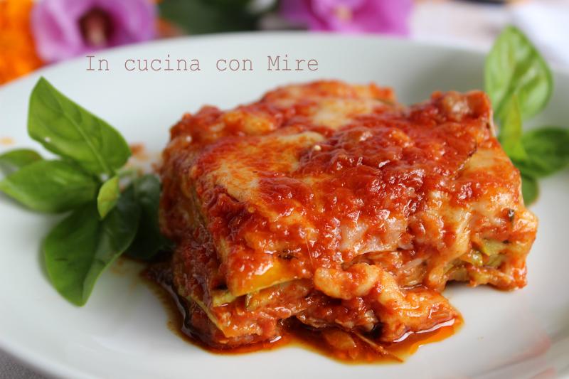 Parmigiana di zucchine in padella IMG_0994