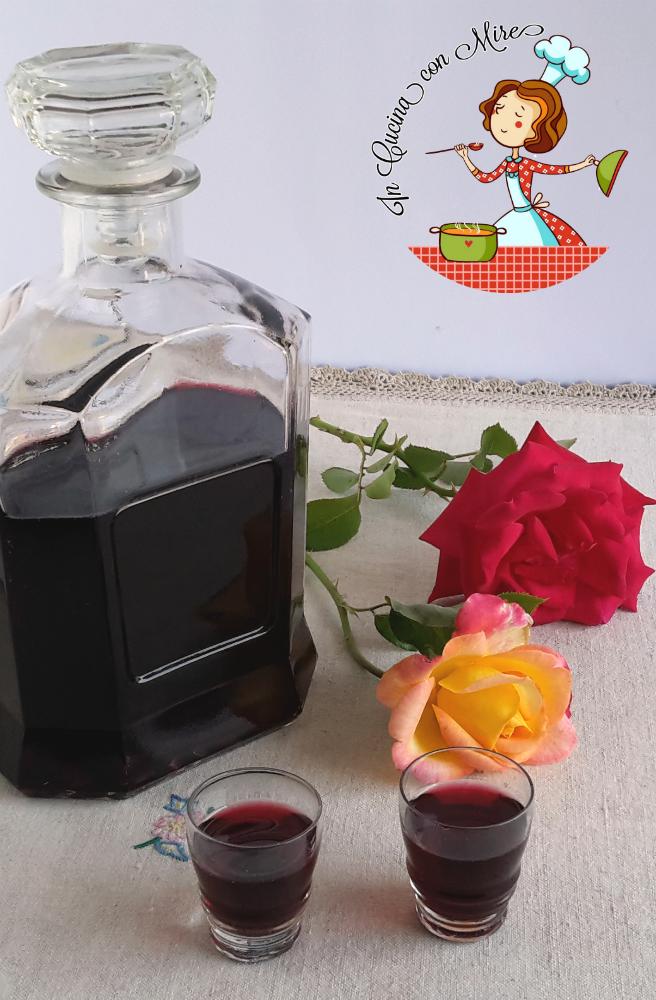 Liquore alle amarene