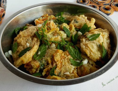 Sauza – ricetta calabrese