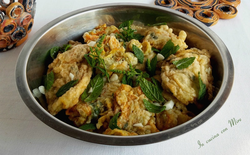 Sauza - ricetta calabrese