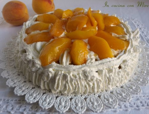 Torta alle pesche – Home made