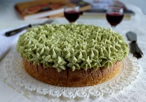 Ricette cheesecake Cheesecake al pistacchio