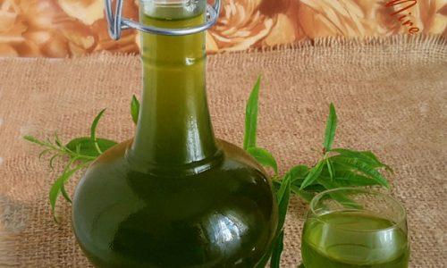 Liquore di erba cedrina
